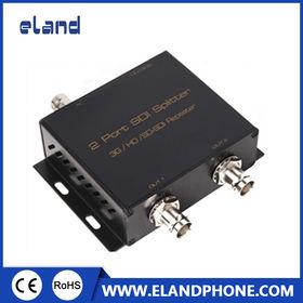 3G-SDI/ HD-SDI/SDI Splitter 1x2 from  Elandphone Electronic Co. Ltd