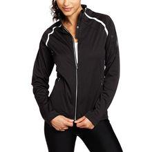 Women soft shell jacket from  Fuzhou H&f Garment Co.,LTD