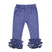 Girls' denim pants from  Quanzhou Creational Accessories Co. Limited