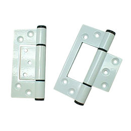 Aluminum flush hinge from  Kin Kei Hardware Industries Ltd