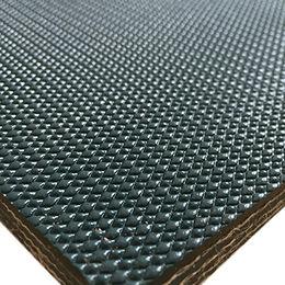 2017 factory direct sale golf pattern fitness treadmill PVC conveyor belt