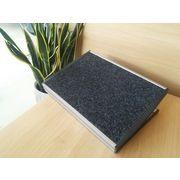China 46*32cm Easy Operated Aluminum Office Ergonomic Foot Rest