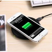China Mini Extra-slim Qi Wireless Charger