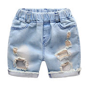 Boys' denim shorts from  Quanzhou Creational Accessories Co. Limited