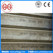 China 225x225mm Square-shaped Steel Pipes for Construction