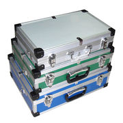 Aluminum tool case from  NINGBO SINCERECARE IMPORT AND EXPORT CO.,LTD