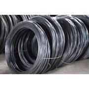 China Hard Drawn Black Iron Wire for Nail Making, Non-annealed
