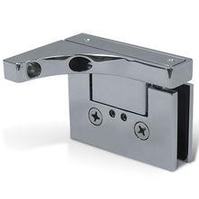 Solid brass adjustable pivot hinges from  Door & Window Hardware Co