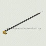 MCX RF Coaxial Cable from  EnterTec Technology Inc.