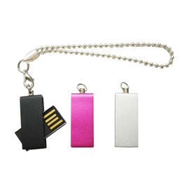 Swivel USB Flash Drive from  Memorising Tech Limited