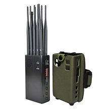 Portable Wireless Signal Jammer from  Ching Kong Technology Co.,Limited