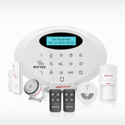 2016 Factory directly supply ! Work with IP camera gsm alarm system home security alarm