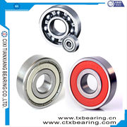 China Deep Groove Structure and Ball Type 6300 Bearing