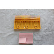 China Automatic Escalator Comb Plate, 24 Teeth