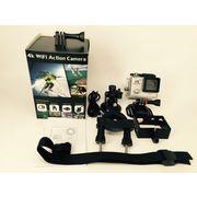 OEM Acrylic Packing Waterproof 4K 25fps Sports Camera, Wi-Fi, Allwinner V3
