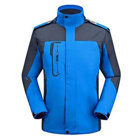 Men's lightweight waterproof coat from  Fuzhou H&f Garment Co.,LTD