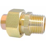China Long Type Brass Nipple Bushing
