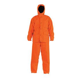 Hi-vis Raincoat from  Zhejiang Yinguang Reflecting Material Manufacturing Co. Ltd
