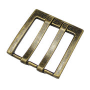 Zinc-alloy pin belt buckle from  Dongguan Wing Unite Metal Products Factory