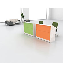 Modern Reception Desks from  Guangxi GCON Office Furniture Co. Ltd