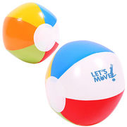China New design commercial inflatable beach ball for games