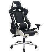China PU game chair