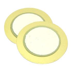 15 mm Piezo Ceramic Buzzer from  Wealthland (Audio) Limited