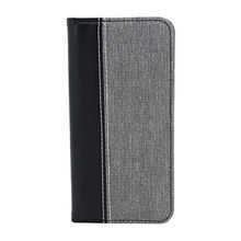 Canvas wallet phone case from  Guangzhou Wan Er Electronic Limited