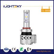 China IP68 Automotive LED Bulb, 9006/36W/3800lm/24V