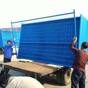 China Powder-coated Temporary Fencing for Canadian Market