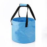 China Custom wholesale 20L fox collapsible water bucket