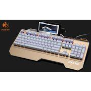 China Pro 104 macro setting RGB backlit wired mechanical gaming keyboard