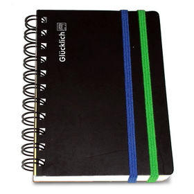 Notebook from  Kinlux Industrial Corporation