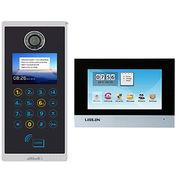Apartment intercom system from  Xiamen Leelen Technology Co. Ltd