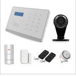 Wolf Guard GSM+WIFI alarm system from  Shenzhen Chitongda Electronic Co. Ltd