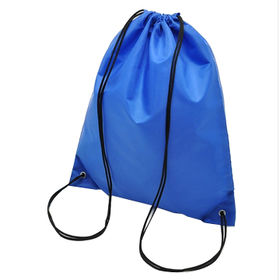 Blue Drawstring Bags from  Chanch Accessories International Co. Ltd