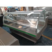 China Fresh meat display server over counters refrigerator