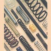 Spiral Compression Springs from  Guangzhou Auto Spring Co. Ltd