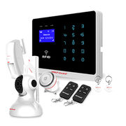 wireless/wired gsm alarm system wireless from  Shenzhen Chitongda Electronic Co. Ltd