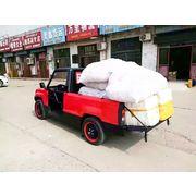 China Electric cars mini electric pickup trucks, 4kW, 72V, max range 100km, top speed 50kph
