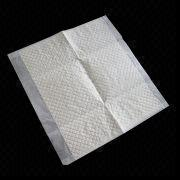 China Underpad for Baby Care, Flexible, Convenient and Lightweight, Available in Various Sizes
