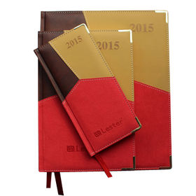 Diaries from  Beijing Leter Stationery Manufacturing Co.Ltd