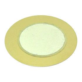 29 mm dia Piezo Ceramic Buzzer from  Wealthland (Audio) Limited