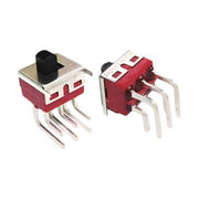 Slide Switches dip 90 from  Morethanall Co. Ltd