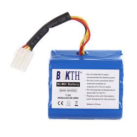Replacement Battery from  Shenzhen BAK Technology Co. Ltd