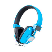 Headband Headphones with Cable and Mic
