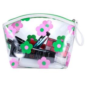 PVC cosmetic bag from  Shanghai Yeenca Industry Co.,Ltd.
