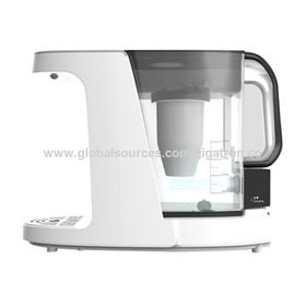 UV lamp rich hydrogen water maker filter pitcher from  Shenzhen Yomband Electronics Co. Ltd