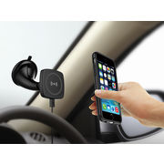 China Rush rich magnetic wireless charger car mount