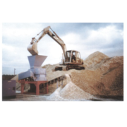 China PF series impact crusher for ores, coals, limestones, applicable for mines, constructions